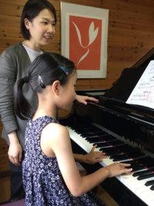 広島市安佐南区やり抜く力を育てるピアノレッスン