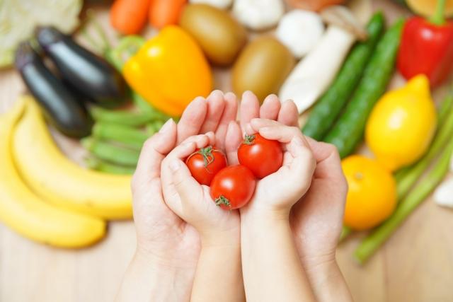 野菜を克服しよう。親子クッキングで野菜を大好きに