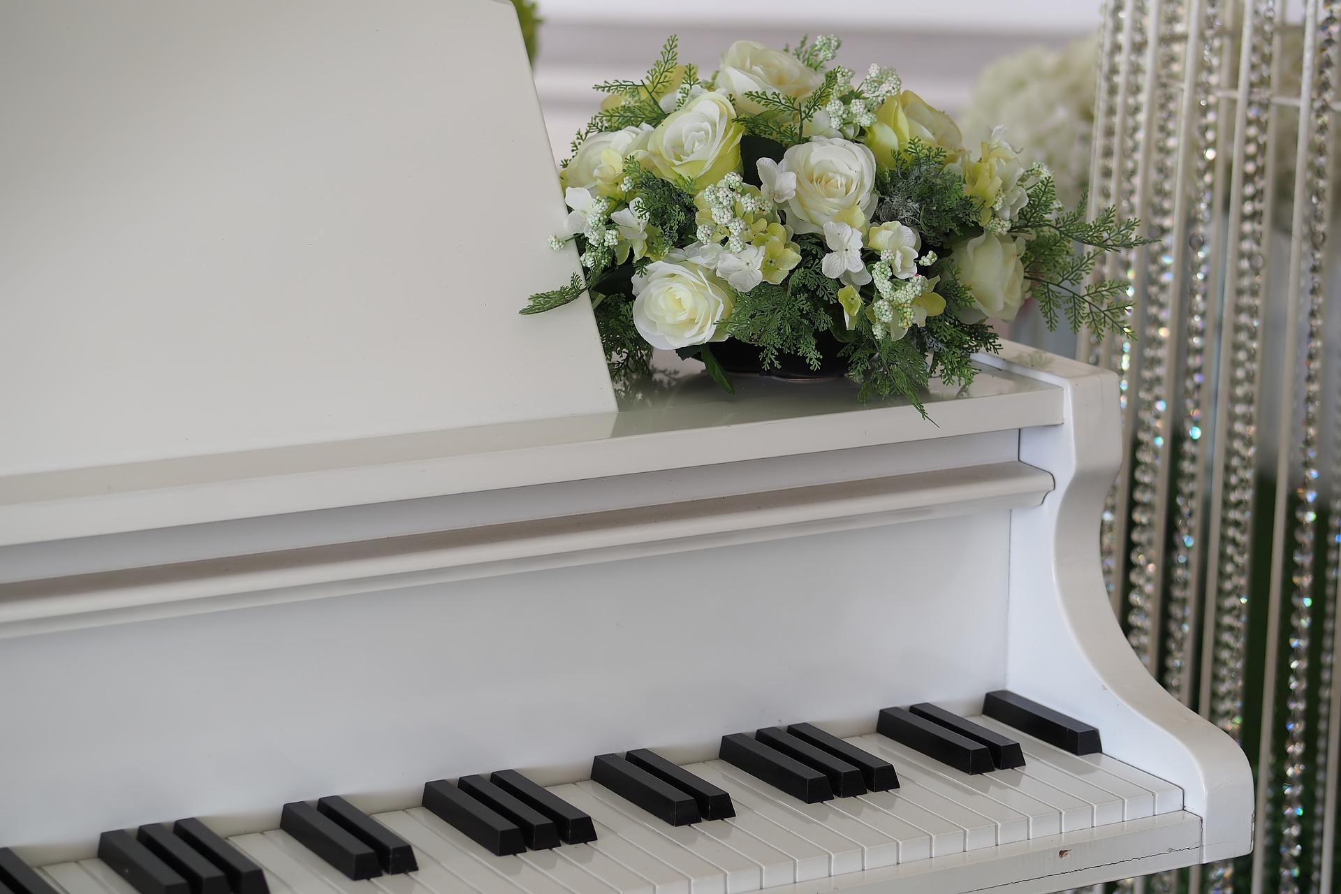 ピアノ発表会の準備