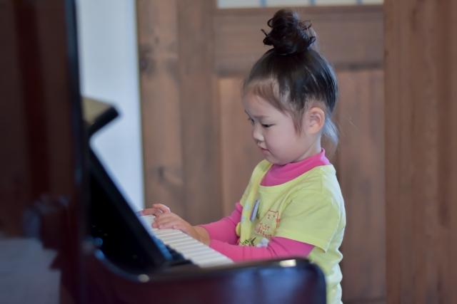 子供にピアノの練習習慣を付ける