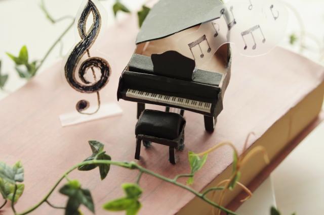 色々なジャンルの音楽を聴きましょう