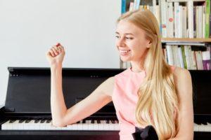大人のピアノコースピアノが弾きたい