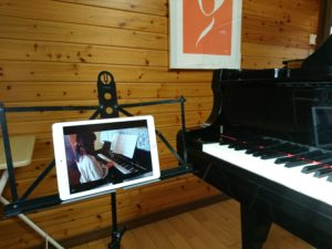 オンラインピアノ教室 広島