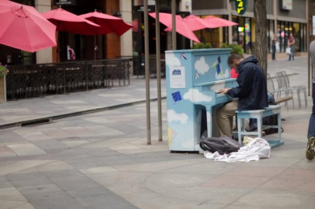 全国各地のストリートピアノ
