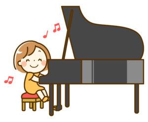 お家でピアノリハーサル