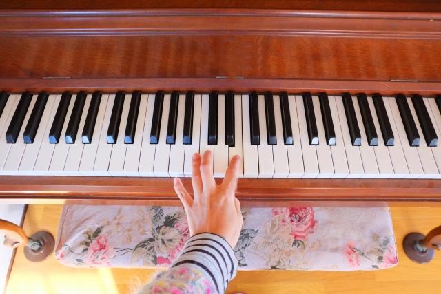 ピアノ練習のモチベーション